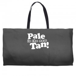 pale is the new tan! Weekender Totes | Artistshot