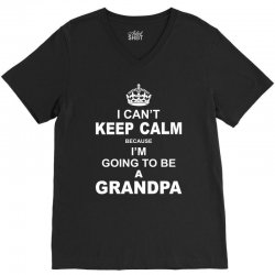 ....i am going to be a Grandpa V-Neck Tee | Artistshot