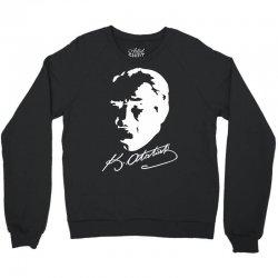Ataturk Crewneck Sweatshirt | Artistshot