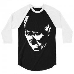 Kemal Ataturk 3/4 Sleeve Shirt   Artistshot