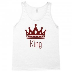 King Tank Top | Artistshot
