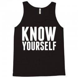 Know Yourself Tank Top   Artistshot