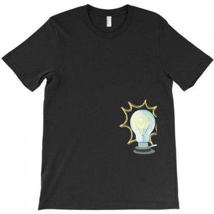 Light T-shirt Designed By Tshiart