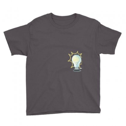 Light Youth Tee Designed By Tshiart