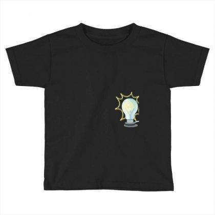 Light Toddler T-shirt Designed By Tshiart