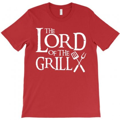 Lord Of The Grill T-shirt Designed By Tshiart