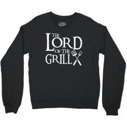 Lord of the Grill Crewneck Sweatshirt | Artistshot