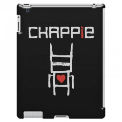 Love Chappie iPad 3 and 4 Case | Artistshot