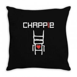 Love Chappie Throw Pillow | Artistshot