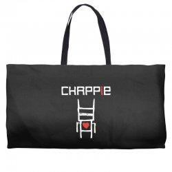 Love Chappie Weekender Totes | Artistshot
