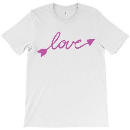 Love T-shirt Designed By Tshiart