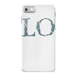 Love iPhone 7 Case | Artistshot