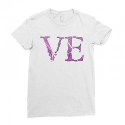 Love Ladies Fitted T-Shirt   Artistshot