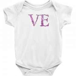 Love Baby Bodysuit   Artistshot