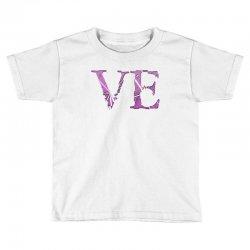 Love Toddler T-shirt   Artistshot
