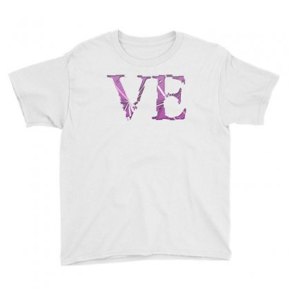 Love Youth Tee Designed By Tshiart