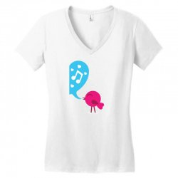 Love Bird Women's V-Neck T-Shirt | Artistshot