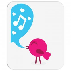 Love Bird Mousepad | Artistshot