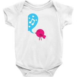 Love Bird Baby Bodysuit | Artistshot