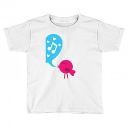 Love Bird Toddler T-shirt | Artistshot