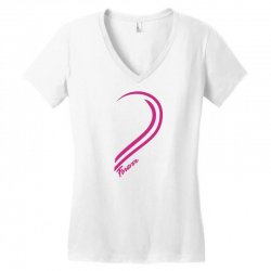 Love Forever For Her Women's V-Neck T-Shirt | Artistshot