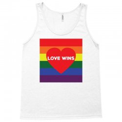 Love Wins Tank Top | Artistshot
