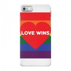 Love Wins iPhone 7 Case | Artistshot