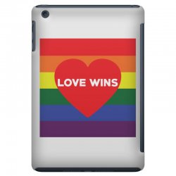 Love Wins iPad Mini Case | Artistshot