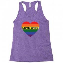 Love Wins Racerback Tank   Artistshot