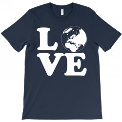 Love World T-Shirt | Artistshot