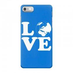 Love World iPhone 7 Case | Artistshot
