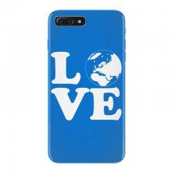 Love World iPhone 7 Plus Case | Artistshot