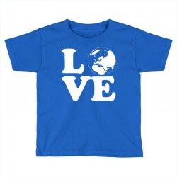 Love World Toddler T-shirt | Artistshot