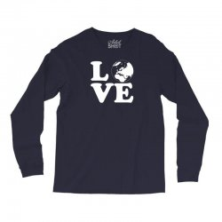 Love World Long Sleeve Shirts | Artistshot