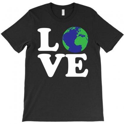 Love World T-shirt Designed By Tshiart