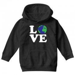 Love World Youth Hoodie | Artistshot