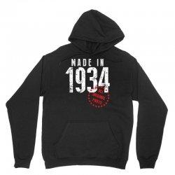 Made In 1934 All Original Part Unisex Hoodie | Artistshot
