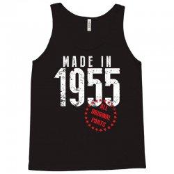 Made In 1955 All Original Parts Tank Top | Artistshot
