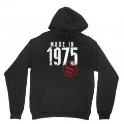 Made In 1975 All Original Parts Unisex Hoodie | Artistshot