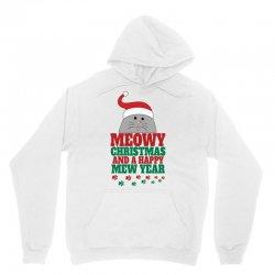 Meowy Christmas Unisex Hoodie | Artistshot