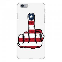 Middle Finger USA Flag iPhone 6 Plus/6s Plus Case | Artistshot