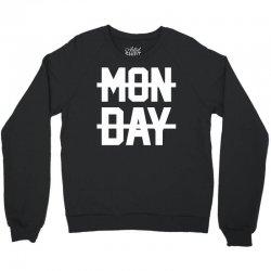 Monday Crewneck Sweatshirt | Artistshot