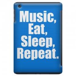 Music Eat Sleep Repeat iPad Mini Case | Artistshot