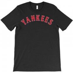 boston yankees T-Shirt | Artistshot