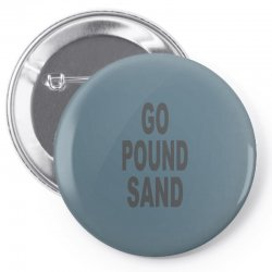 go pound sang Pin-back button | Artistshot