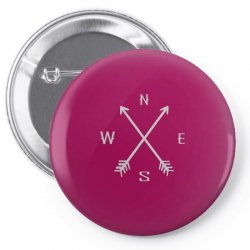 compas Pin-back button   Artistshot