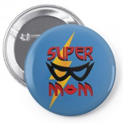 super mom Pin-back button | Artistshot
