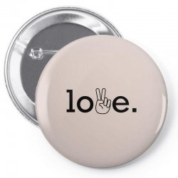 Love Pin-back button | Artistshot
