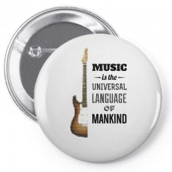 music quotes Pin-back button | Artistshot