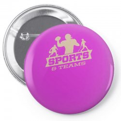 sports and teams Pin-back button | Artistshot